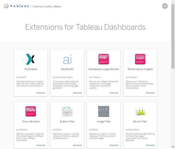 Publish a Dashboard Extension